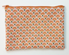Trousse Pascaline orange